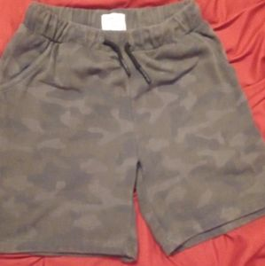 Boy's Camo Shorts 10/12 Sovereign Code Los Angeles